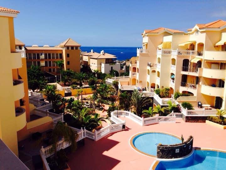 Sea View and Wi-Fi,Los Cristianos