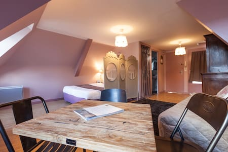 O'LODGES -  LE GRENIER - Dinan - Apartment