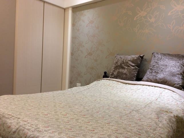 Cozy Room  A. near TaiMall/Airport  - 蘆竹 - Apartment