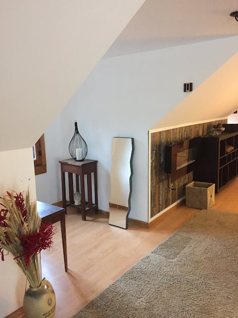 Private Coachouse Loft  Apartment