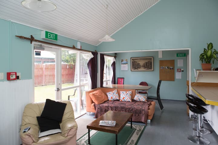 Compass Accommodation - Riversdale Lodge