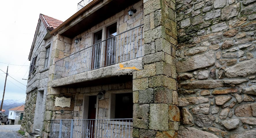 Cantinho Ti Carlos | Rustic House  - Montalegre