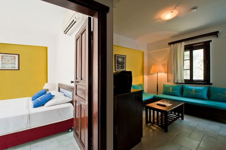 Family Suite Room for 4 persons 2