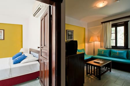 Family Suite Room for 4 persons 2 - Bodrum