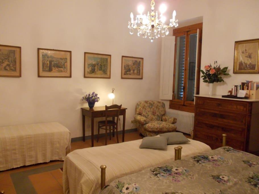 Appartamento in villa con vista su firenze ville in affitto a bagno a ripoli firenze italia - Magazzino della piastrella e del bagno firenze fi ...