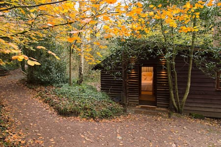 Pinetum Log Cabin - Churcham