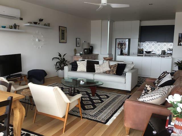 Stunning inner city chic apartment