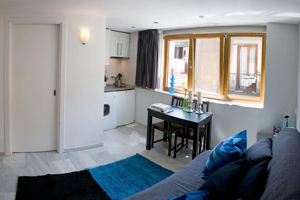 Apartamento n 4 puerta del sol apartamentos en alquiler en madrid comunidad de madrid espa a - Apartamentos en sol madrid ...