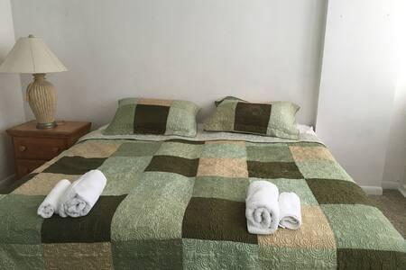 Quarto com banheiro privativo Miami - Apartment