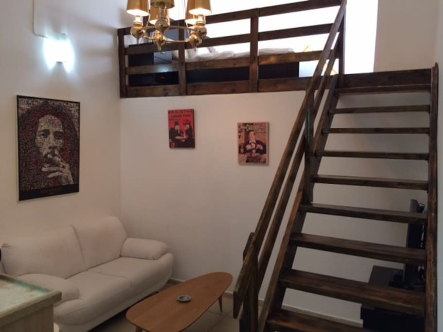 2 bedroom loft apartment lofts for rent in tel aviv yafo for 2 bedroom lofts