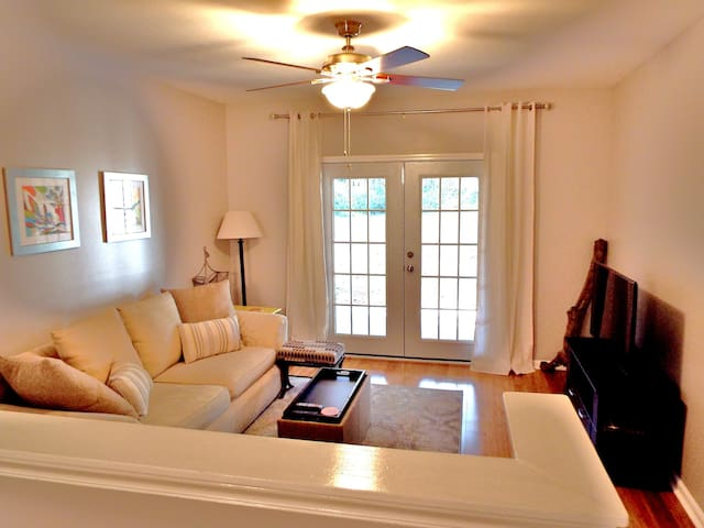Wilmington Island Retreat - Savannah - Apartament