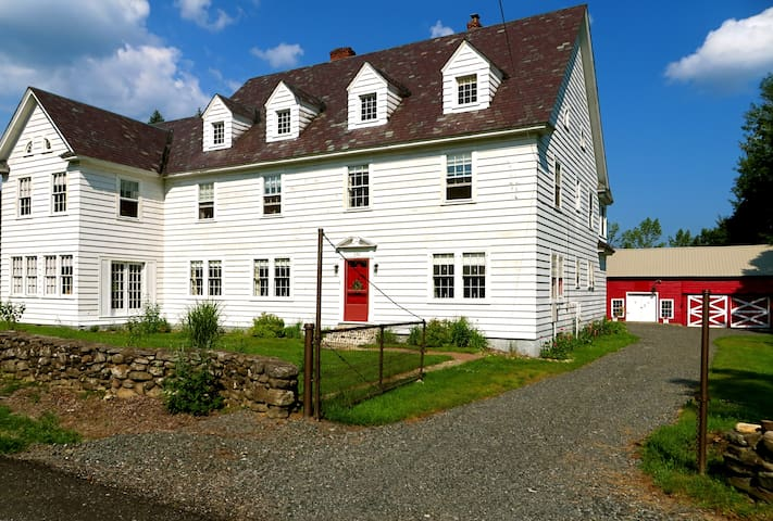 Adirondack Great Camp on 54 Acres - Northville - House
