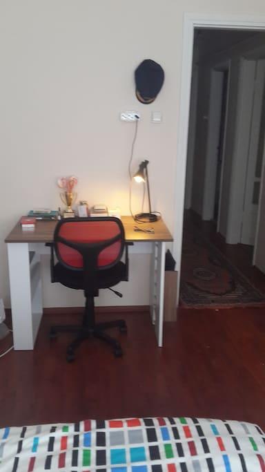 Nice and handy desk