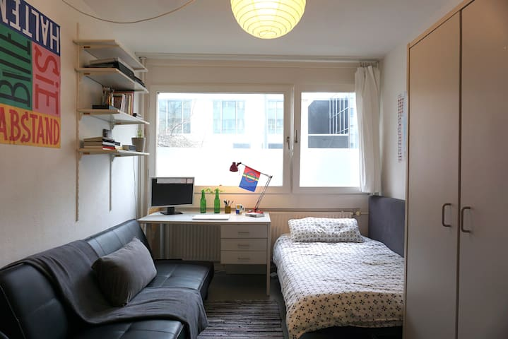 Cosy studio-apartment next to Potsdamer Platz