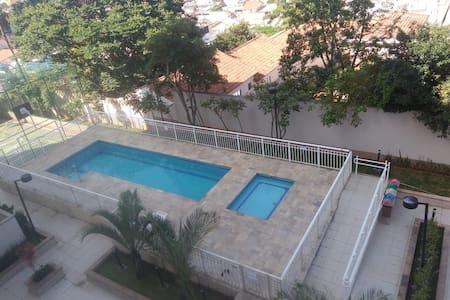 Moderno apartamento Zona Norte/SP