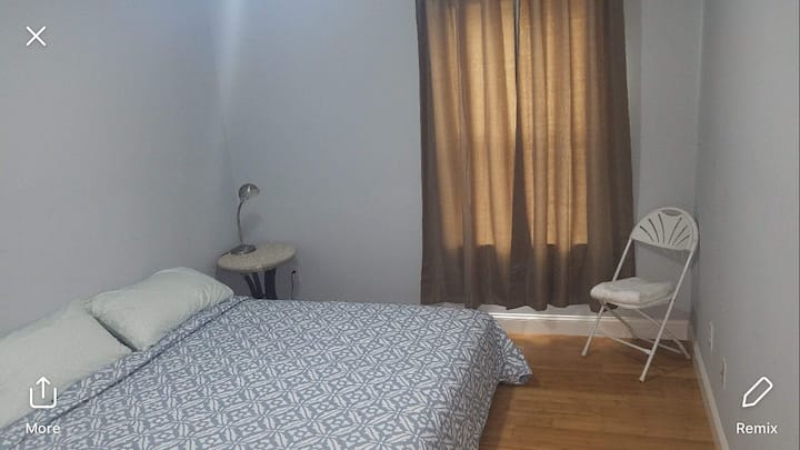 Newly renovated room convenient location room#3
