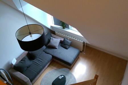 Schöne Maisonette Wohnung in Altstadtnähe - 比勒费尔德(Bielefeld) - 公寓