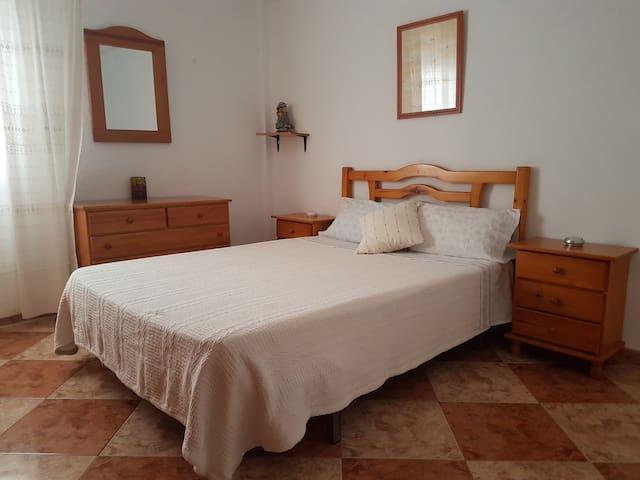 #1 Apt. in CADIZ Bay. 3 rooms. A/C+FREE WIFI