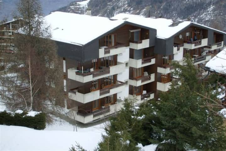 2.-Wintersport- /Vak.-Appartement- Zwitserse Alpen