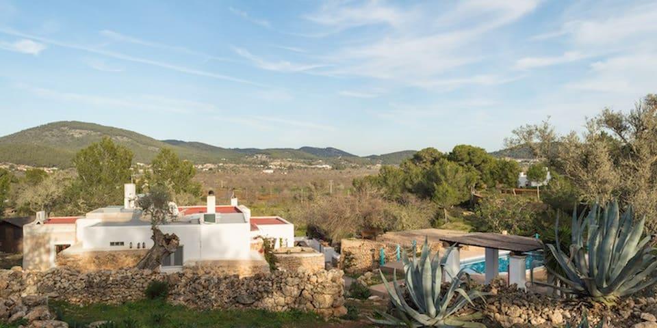 Ibiza country finca - Eivissa - Casa
