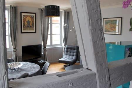 Gîte de charme Aux Clefs de Colmar - Appartement
