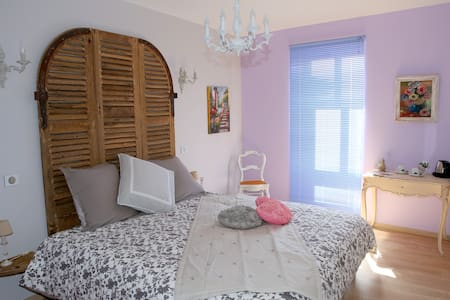 lapis lazuli - Saint-Laurent-de-Chamousset - Bed & Breakfast