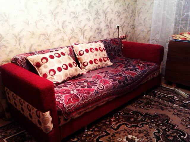 1 room close to the stadium - Donetsk - Lägenhet