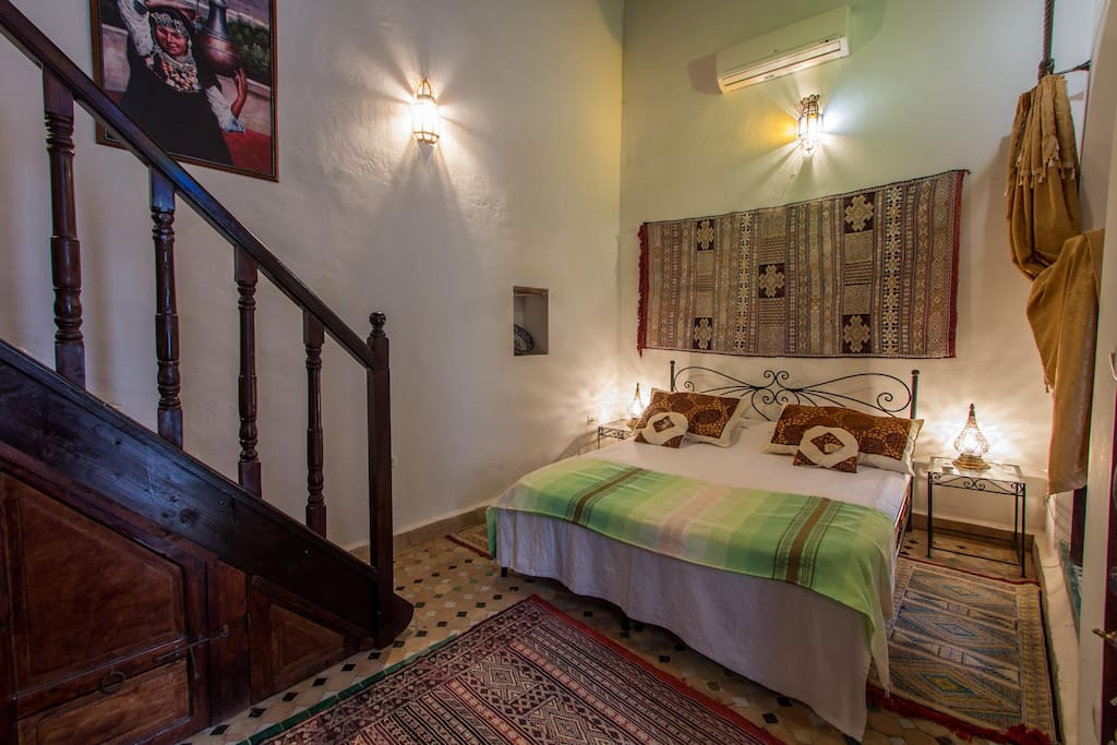 Bed breakfasts for rent in fes fes boulemane morocco for Airbnb fez