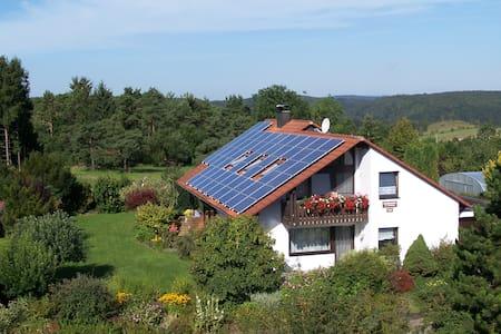 Ferienwohnung Oettinger - Flat