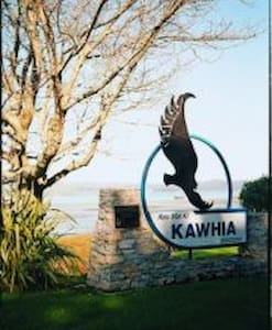 2 Double Bedrooms  - Kawhia - House