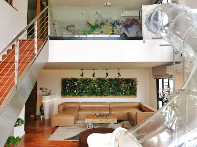 Benviar-Embassy Suite 6BRoom Duplex(500sqm)Chitlom
