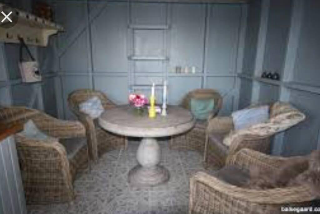 Badehuset pa balkesjoen cottages for rent in loten for Seks in the bathroom