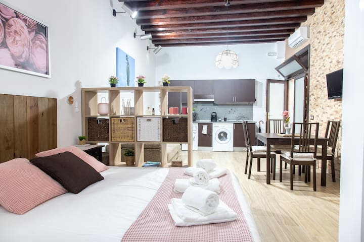 Loft Gades - WIFI - PETFRIENDLY - ECOFRIENDLY