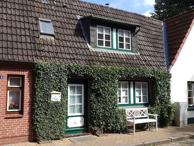 Das gemütliche Ferienhaus EfeuNest in der Altstadt