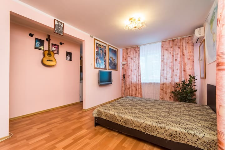 Apartaments right in the centre  - Kazan - Appartement