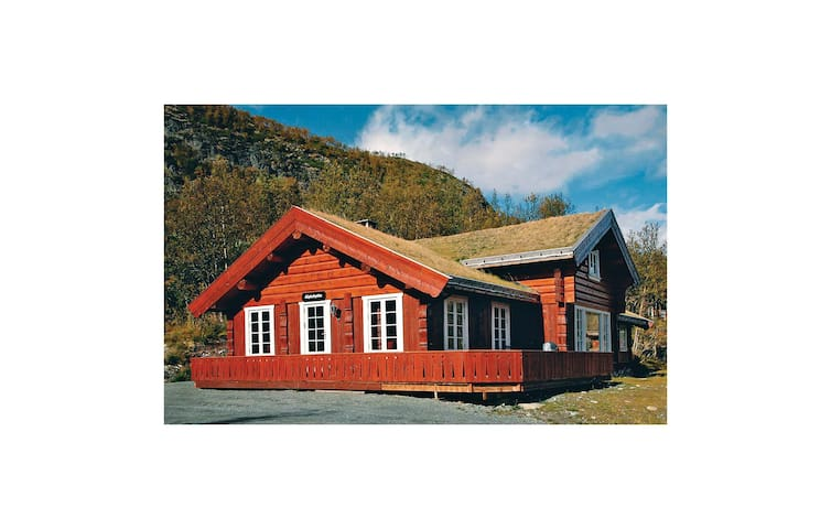 Holiday cottage with 6 bedrooms on 230m² in Hemsedal
