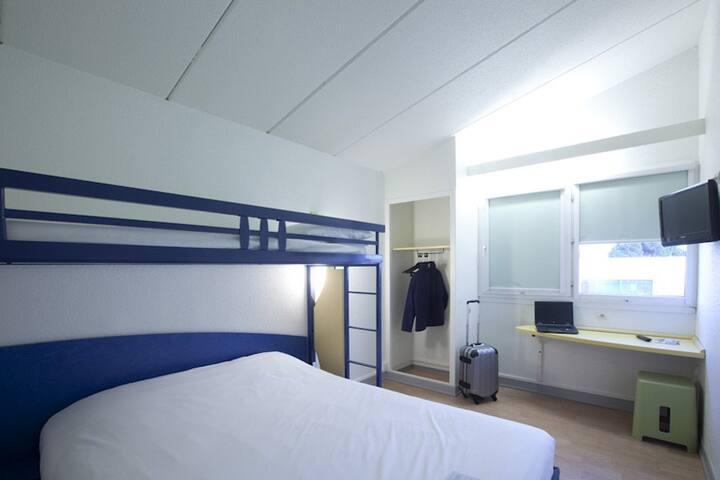Un Hôtel a la campagne !! - Saint-Christol-lès-Alès - Mobilyalı daire