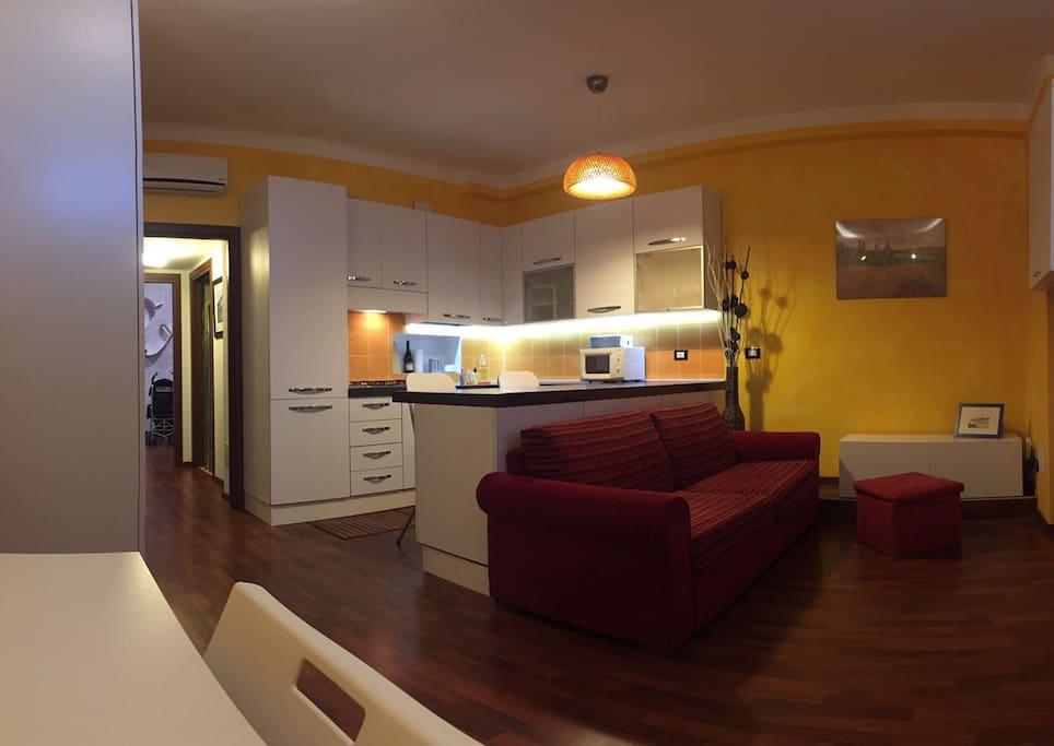 Milan skyline appartamenti in affitto a milano for Appartamenti in affitto milano