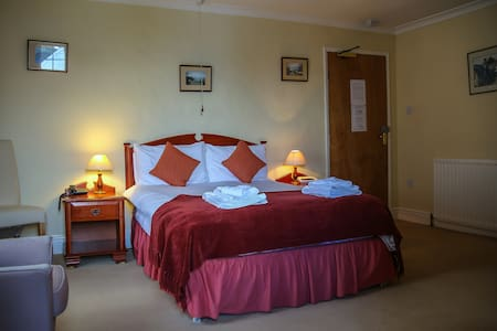 Rest and Be Thankful Inn Exmoor Room 1 - Wheddon Cross - Bed & Breakfast