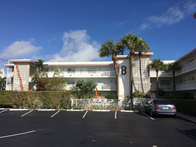 Deerfield beach buccaneer apartment - Deerfield Beach - Byt
