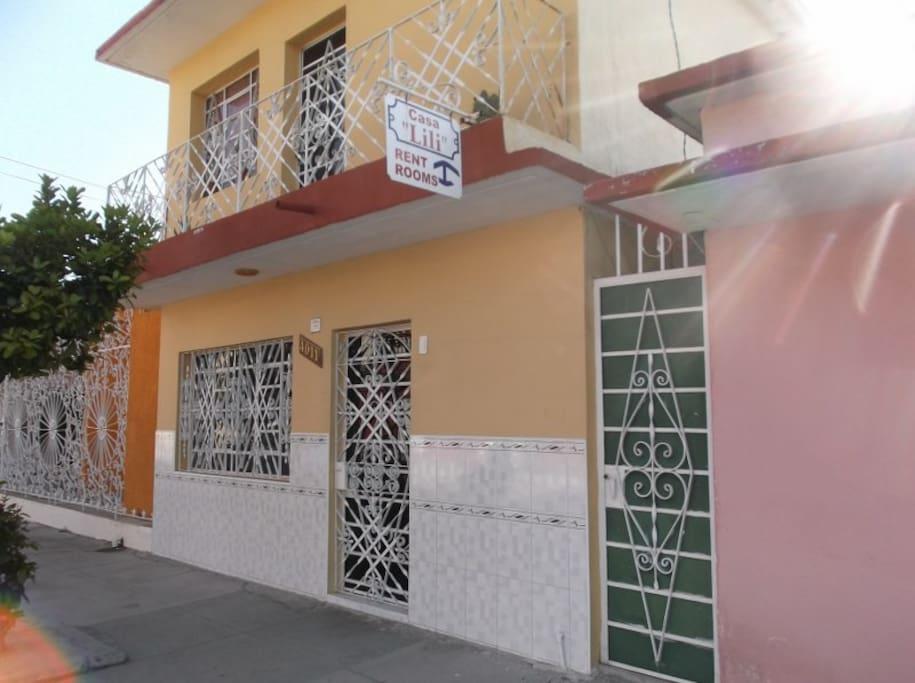 La casa / Our place