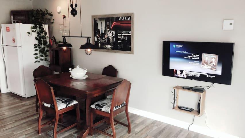 L'appartement du voyageur