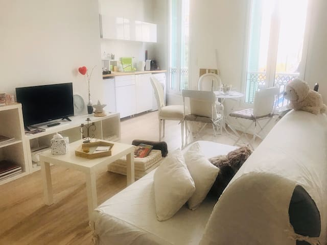 Cosy Studio à Monaco
