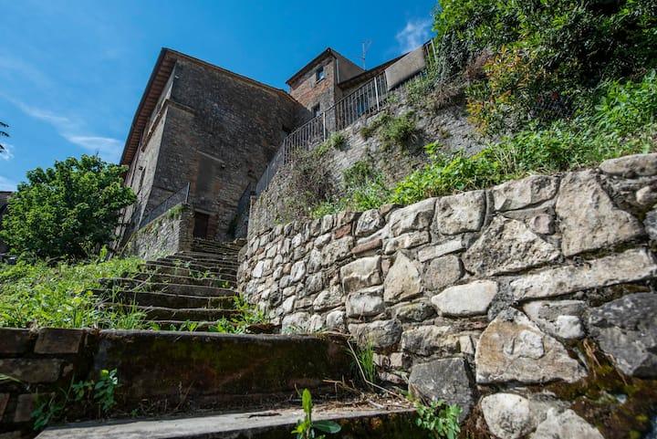 Bright Village House with Unforgettable Views