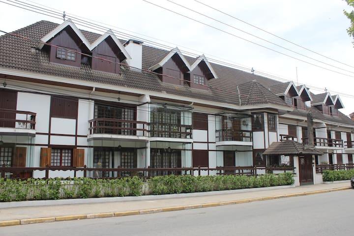 Apartamento em Campos, próximo ao Centro Capivari - Campos do Jordão - Lägenhet