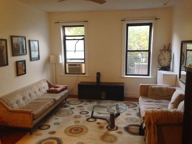 Private one bedroom in Brooklyn Heights - Бруклин - Квартира