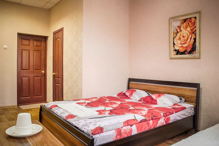 "Mini-hotel ""Fontanka"", large double room - Vladivostok - House"
