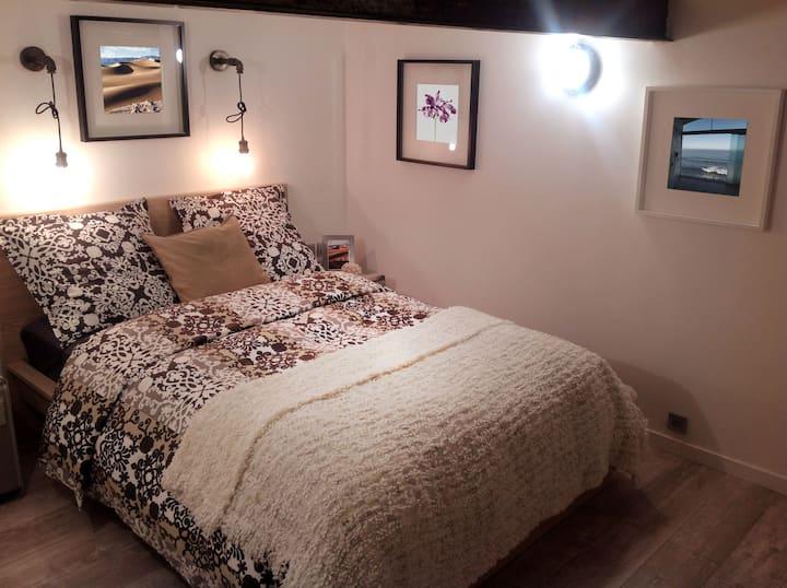 Chambre cosy atypique