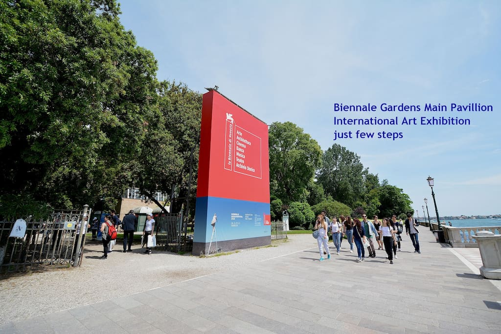 La Biennale di Venezia - International Art Exhibition