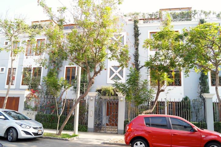 Cozy room in miraflores - Miraflores - Casa
